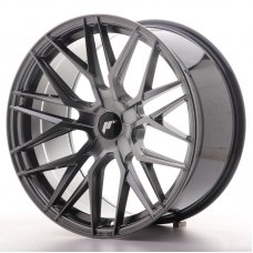 Jante  Japan Racing JR28 20x8,5 ET40 5H Blank Hyper Black