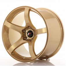 Jante Japan Racing JR32 18x10,5 ET22 5x114,3 Gold