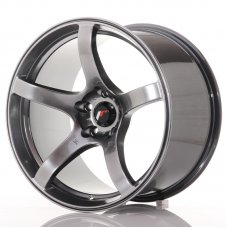 Jante Japan Racing JR32 18x10,5 ET22 5x114,3 Hyper Black