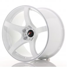 Jante Japan Racing JR32 18x10,5 ET22 5x114,3 White