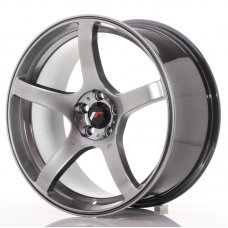 Jante Japan Racing JR32 18x8,5 ET38 5x100 Hyper Black