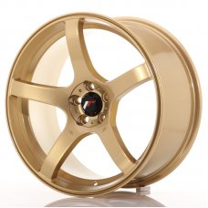 Jante Japan Racing JR32 18x8,5 ET38 5x114,3 Gold