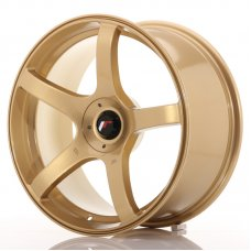 Jante Japan Racing JR32 18x8,5 ET20-38 5H Blank Gold