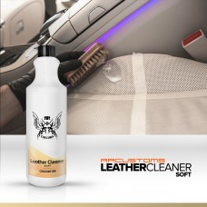 LEATHER CLEANER SOFT 1L  ( Solutie curatare piele)