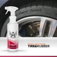 TIRE & RUBBER CLEANER 1L (Solutie curatat elemente din cauciuc)