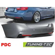 Bara spate tip Tuning BMW F32 10.13- M-TECH   PDC