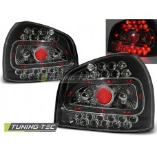 Triple AUDI A3 08.96-08.00 BLACK LED