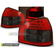 Triple AUDI A3 08.96-08.00 RED SMOKE LED