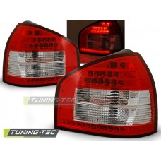 Triple AUDI A3 08.96-08.00 RED WHITE LED