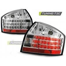 Triple AUDI A4 10.00-10.04 CHROME LED