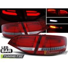 Triple AUDI A4 B8 08-11 AVANT R-W LED
