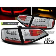 Triple AUDI A4 B8 08-11 SEDAN CHROME LED