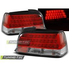 Triple BMW E36 12.90-08.99 COUPE RED WHITE LED