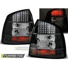 Triple OPEL ASTRA G 09.97-02.04 3D/5D BLACK LED