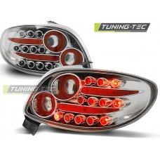 Triple PEUGEOT 206 10.98- CHROME LED
