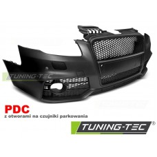 Bara fata tip Tuning AUDI A4 04-08 RS   BLACK PDC