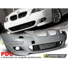 Bara fata tip Tuning BMW E60/61 07-10 ZDERZAK M-PAKIET PDC