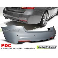 Bara spate tip Tuning BMW F30 SEDAN 11- M-PAKIET PDC