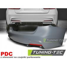 Bara spate tip Tuning BMW F30 SEDAN 11- M-PERFORMANCE PDC