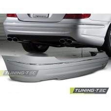 Bara spate tip Tuning MERCEDES W211 02-06 SEDAN AMG