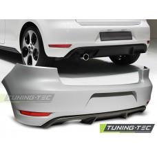 Bara spate tip Tuning VW GOLF 6 GTI   SINGLE