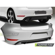 Bara spate tip Tuning VW GOLF 6 GTI   TWIN