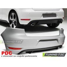 Bara spate tip Tuning VW GOLF 6 GTI   TWIN PDC