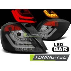 Triple OPEL ASTRA H 03.04-09 3D GTC BLACK LED
