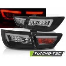 Triple RENAULT CLIO IV 13- HATCHBACK LED BAR BLACK