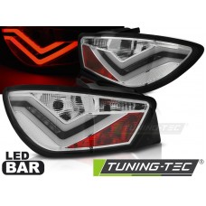 Triple SEAT IBIZA 6J 3D 06.08-12 CHROME LED BAR