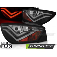 Triple SEAT IBIZA 6J 3D 06.08-12 BLACK LED BAR