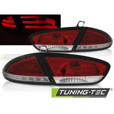 Triple SEAT LEON 03.09-13 RED WHITE LED