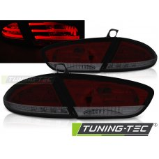 Triple SEAT LEON 03.09-13 RED SMOKE LED