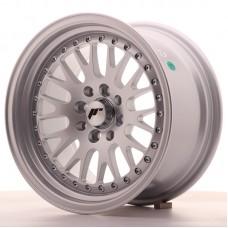 Jante Japan Racing JR10 15x8 ET20 4x100/108 Full Silver