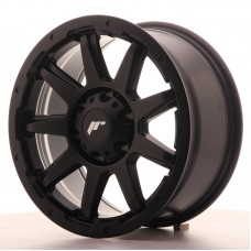 Jante Japan Racing JRX1 17x8 ET20 6x139,7 Matt Black
