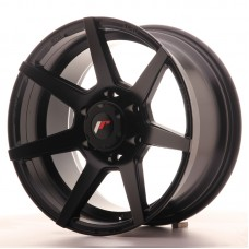 Jante Japan Racing JRX3 17x8.5 ET20 6x139.7 Matt Black