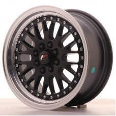 Jante Japan Racing JR10 15x7 ET30 4x100/108 BF+ Machined