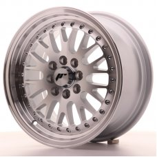 Jante Japan Racing JR10 15x7 ET30 4x100/108 Mach Silver