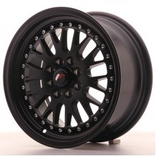 Jante Japan Racing JR10 15x7 ET30 4x100/108 Matt Black