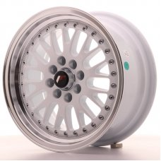 Jante Japan Racing JR10 15x7 ET30 4x100/108 White