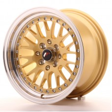Jante Japan Racing JR10 15x8 ET15 4x100/114 Gold