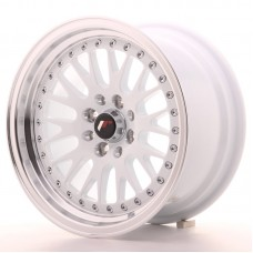 Jante Japan Racing JR10 15x8 ET15 4x100/114 White