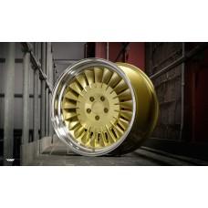 ISPIRI CSR1D VINTAGE-GOLD 5X120 18x9.5J