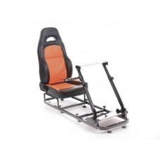 FK game seat Silverstone racing simulator for racing games negru/orange