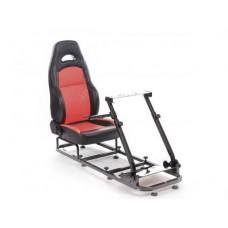 FK game seat Silverstone racing simulator for racing games negru/rosu