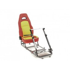 FK game seat Silverstone racing simulator for racing games rosu/galben