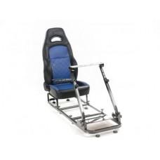 FK game seat Silverstone racing simulator for racing games negru/albastru