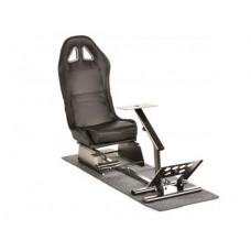 FK game seat racing simulator for racing games at PC or consoles Carbonlook negru