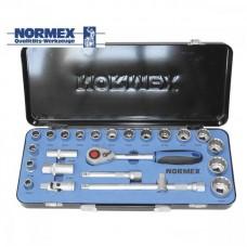 Trusa profesionala tubulare Multi-Fit Normex 21-104