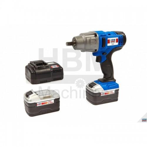 Pistol impact 520 Nm electric - HBM 7668Scule pneumatice